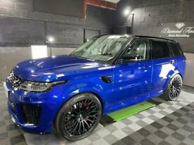 image for 2018 Land Rover Range Rover Sport 5.0 SVR 5d 567 BHP Estate Petrol Automatic