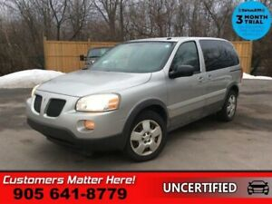 2009 Pontiac Montana   V6 POWER GROUP (AS TRADED)