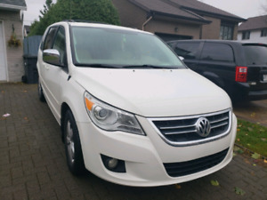 Vw Routan 2009 Highline. Tout option. Financing disponible.