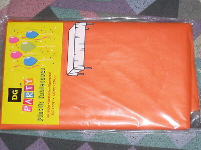 TABLE COVER PLASTIC PROTECTOR LARGE 54