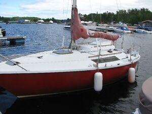 22 foot sailboat - priced to sell quick