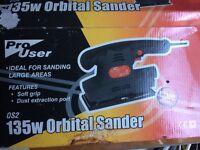 Sander 135 w