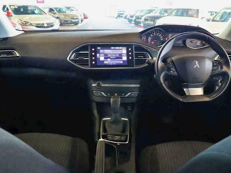 2017 Peugeot 308 1.2 PureTech 130 Active 5dr EAT6 Auto Estate Petrol Automatic