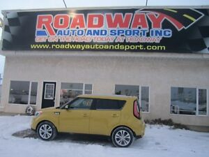 2015 Kia Soul 2.0 EX+ Eco 6AT