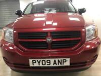 Dodge Caliber 1.8 SE RED AIR CON WARRANTY 12 MONTHS MOT FULL SERVICE HISTORY