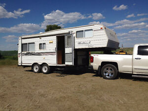 2003 Westwind 5th Wheel Trailer