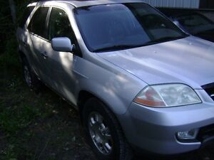ALL PARTS AVAILABLE 2003 ACURA MDX