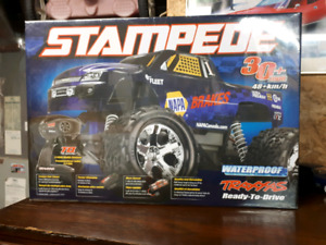 Traxxas Stampede RC.. New inbox!!
