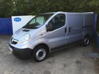 2008 Vauxhall Vivaro 2.0CDTi ( 115ps ) ( Euro IV ) 2700 SWB Diesel Van