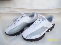 """Junior Golf Shoes Size 1 (Nike Golf) """"NEW"""""""
