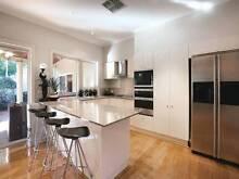 Kitchen- Stone Benchtops with appliances Port Melbourne Port Phillip Preview