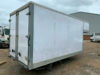 MERCEDES SPRINTER LUTON BOX BODY +FITTING SERVICE £1650