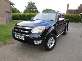 Ford Ranger 2.5TDCi 4x4 XLT THUNDER Double cab***1 OWNER FROM NEW**