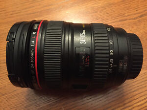 Canon 24-105 f/4 L IS USM