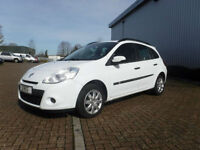Renault Clio 1.5 DCi Grand Tour Tom Tom Left Hand Drive(LHD)