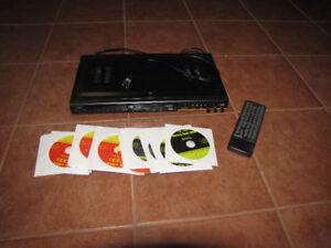 machine à Karaoke et 25 disques