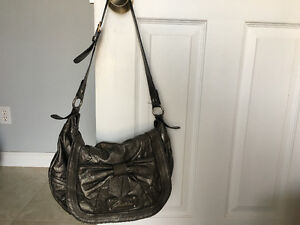 Guess Metallic Handbag