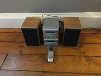 Grundig Fine Arts UMS23 CD, Radio and Tape player