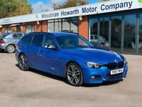 2017 BMW 3 Series 335d xDrive M Sport Shadow Edition 5dr Step Auto ESTATE Diesel