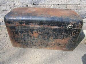Valise / Trunk pour vehicule antique