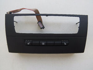 BMW 3 Series 2006-2013 Heated Seat Shade Switch 61316962593