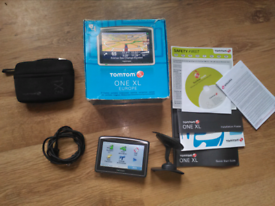 TomTom GO 6100 6 inch Sat Nav with World Maps Black Sim Card and Unlimited Data Included