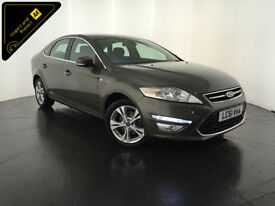 2012 FORD MONDEO TITANIUM TDCI 5 DOOR HATCHBACK 1 OWNER FINANCE PX WELCOME