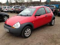 2003 Ford Ka 1.3 *70k Miles* Full Service History Long Mot 2 Owners