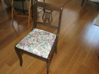 Antique Chairs for Sale-All Offers Considered