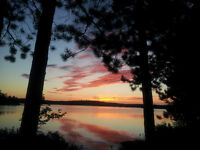 TO DIE FOR SUNSETS ON WATERFRONT PROPERTY !!
