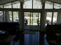 Furnished House in 25 acres of forrest 10 mins from Collingwood!