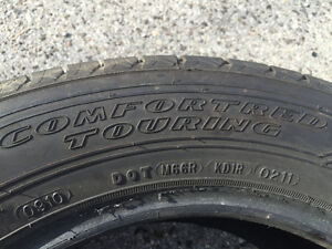 Tires for sale Good Year Comfortread Touring 225/5516
