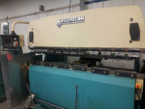 PRESS BRAKE PROMECAM 8 FOOT 80 METRIC TON