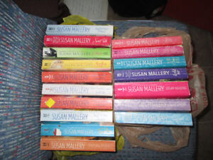 Susan Mallery books for sale