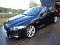 Jaguar XF 3.0TD V6 ( 275ps ) auto 2012.5MY S Luxury