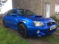 Subaru Impreza Turbo Upgraded