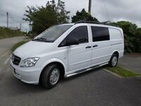 Mercedes-Benz VITO 116 CDI Auto 2 Berth Motorhome Camper Day Van NO VAT