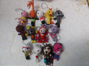 Voodoo String Dolls For Sale, Over 30 Of Them, $30 For All!