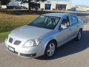 2006 PONTIAC G5 PURSUIT - 79000KM..LOW KMS!! - $3595 SAFTIED
