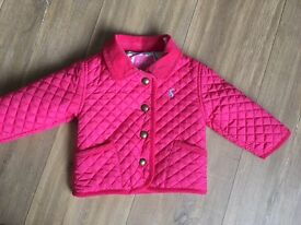 Girls 0-3m Joules coat