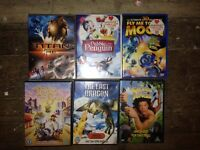 Mixed lot DVDs/Bluerays (approx 32)