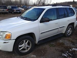 2002 GMC Envoy for sale or trade for a snowmobile