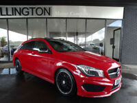 Mercedes-Benz CLA 220 2.1CDI ( 177ps ) ( s/s ) Shooting Brake 7G-DCT 2015. AMG