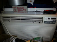 Sears Kenmore 10,000 BTU Window Air Conditioner With Accessories