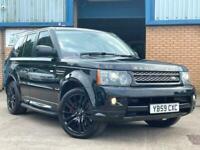 ** F.S.H ** 2010 (59) Land Rover Range Rover Sport 3.0 TDV6 HSE Auto 4X4 4WD