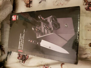 Zwilling Tradition 7 Piece Knife Block Set