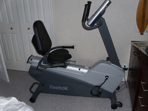 Reebok Trainer RX 4.0 Recumbent Bike