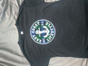 East Coast Lifestyle (Keith's) Tshirts and hats for sale