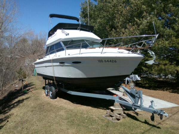 Used 1981 Sea Ray Boats Flying bridge
