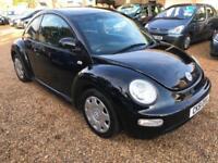 2001 Volkswagen Beetle 1.6 RHD - MOT 01/08/2018